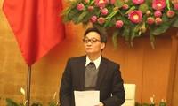 越南政府副总理武德担:主动、坚决预防控制新型肺炎、不得主观