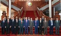 越南与各国加强罪犯信息及执法经验交流