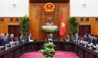 越南决心面向实现越美贸易平衡