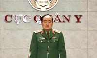 越南军队完善应对各级疫情预案