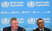 世卫组织对新冠肺炎疫情深感担忧