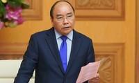 阮春福要求确保1亿人口粮食安全