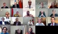 联合国安理会举行视频会议讨论阿富汗局势