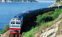越南语讲座:Đi tàu hỏa 乘火车