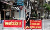 外国媒体高度评价越南抗疫模式