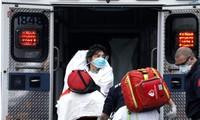 新冠肺炎:全球新冠肺炎确诊病例累计超过200万例