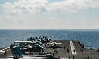 伊朗宣布对美军在海湾地区的任何错误行为做出果断回应