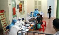 越南连续5天无新增新冠肺炎确诊病例