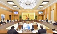 越南国会常委会向岘港市发展决议草案提供意见