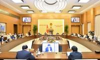 国会常委会决定14届国会9次会议不举行质询活动