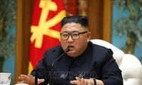 朝鲜媒体报道金正恩的活动