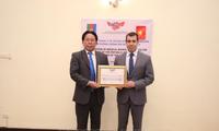 越南向阿塞拜疆捐赠1万只医用口罩