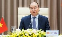 越南呼吁不结盟运动各国团结战胜新冠肺炎疫情