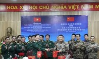 越南国防部积极加强抗击疫情国际合作
