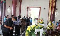国内外纷纷举行活动纪念胡志明主席诞辰130周年