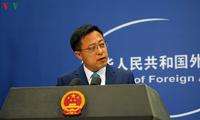 中国对美国总统特朗普致信世界卫生组织做出反应