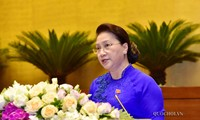 越南14届国会9次会议落下帷幕