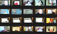 有关东海局势的视频研讨会