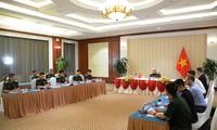 越南与美国交流联合国维和行动经验