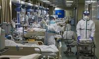 全球新冠肺炎死亡病例超过70万例