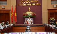 越南边防部队为抗疫工作的成功做出巨大贡献