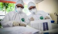 8月26日上午越南无新增新冠肺炎确诊病例