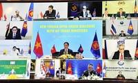 ASEAN 2020:东盟与英国举行视频对话