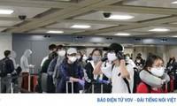 将232名越南公民从乌兹别克斯坦接回国