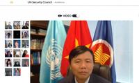 越南支持推动联合国与法语国家国际组织之间的关系