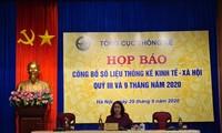 2020年前9个月越南GDP增长2.12%:不懈的努力
