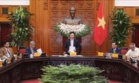 越南政府副总理兼外长范平明:越南确保促进支持知识产权保护