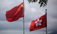 中美因香港问题再次爆发口水战