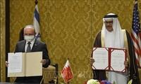 以色列内阁批准与巴林关系正常化协议