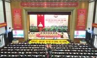 越共中央直属机关第十三次代表大会开幕