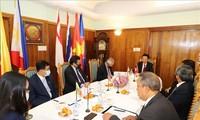 东盟各国驻南非大使肯定越南为东盟峰会的准备工作