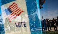 2020年美国大选投票顺利进行