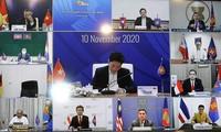 东盟一致同意为必需品贸易活动创造便利条件