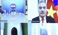 越南和巴拿马加强友好合作关系
