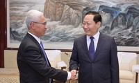 加强越南各地与中国重庆市和四川省的经贸合作