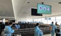 将在美国的360多名越南公民接回国