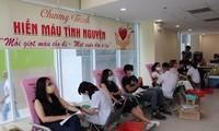 2020年无偿献血达到170万单位