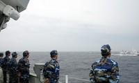 越中北部湾湾口外海域工作组第14轮磋商