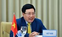 越南和文莱加强配合提高东盟中心作用