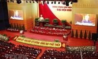 国际媒体报道越共13大开幕式