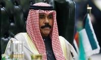 科威特国王高度评价越南取得令人印象深刻的成就