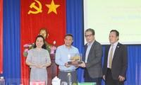 胡志明市越侨积极参与建设国家
