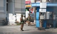 缅甸曼德勒7个镇区进入戒严状态