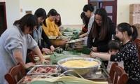 旅外越南人喜迎春节