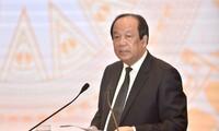 越南十四届国会十一次会议将审批国家机关负责人选