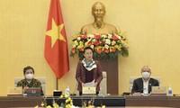 越南国会常委会第54次会议开幕